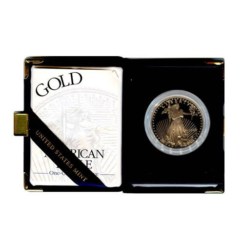 Proof American Gold Eagle One Ounce (Date Of Our Choice