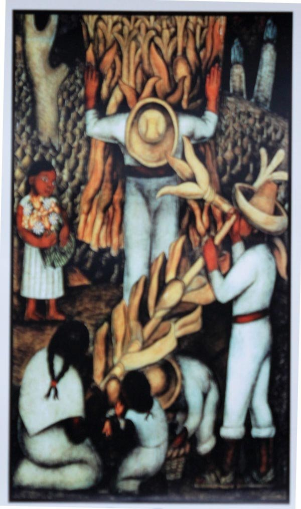 REMARKABLE DIEGO RIVERA
