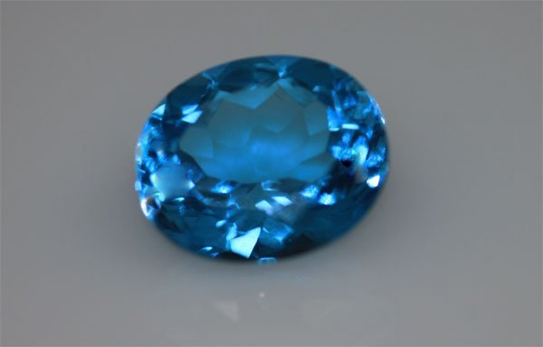 7.88 CTW BLUE TOPAZ OVAL 6X4MM (14)