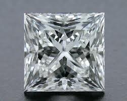 EGL CERT 0.53 CTW PRINCESS DIAMOND D/SI2