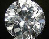 EGL ROUND DIAMOND 1 CTW G/SI1