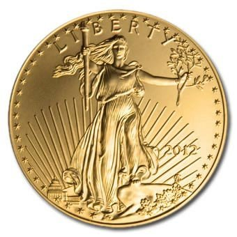 US American Gold Eagle Uncirculated 1 oz.
