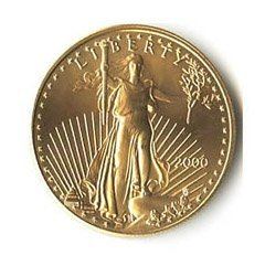 US American Gold Eagle Uncirculated Half Ounce (DATE OF