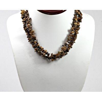 Tiger Eye Beads -Uncut 391.70 ctw