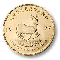 South Africa Gold Krugerrand 1 Ounce (Dates Our Choice)