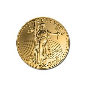 US American Gold Eagle Uncirculated Quarter Ounce (DATE