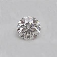 EGL CERT 0.71 CTW ROUND DIAMOND D/SI2