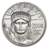 1 oz Platinum American Eagle - Brilliant Uncirculated (