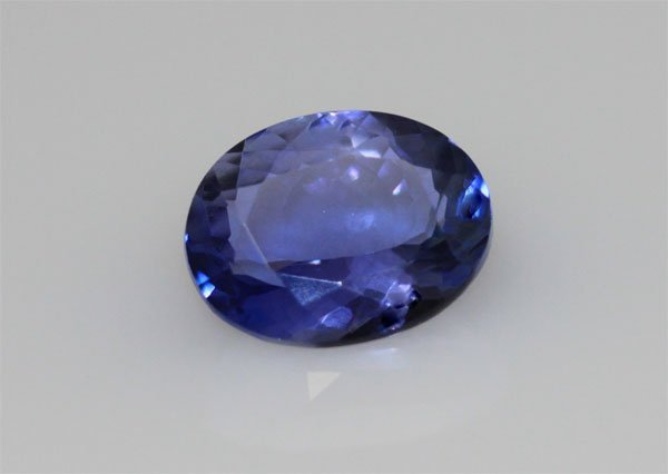 3.17 CTW TANZANITE OVAL 8X11.5MM