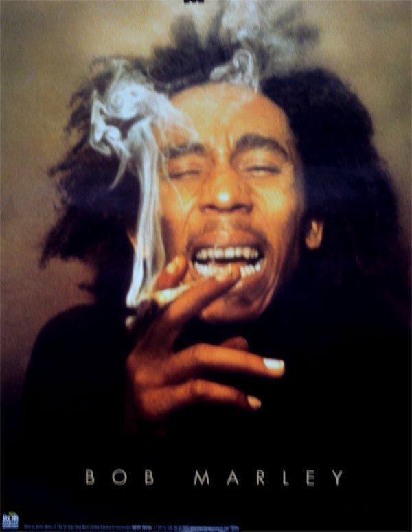 Famous Bob Marley