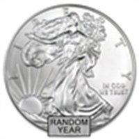 1 oz Silver American Eagle (Random Year)