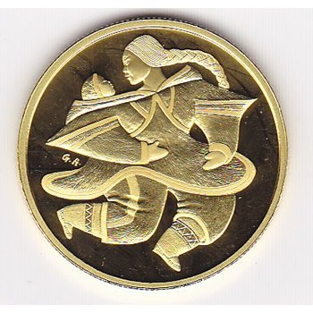 Canada $200 gold Inuit Motherhood (Date of our choice)