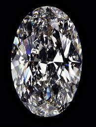 EGL CERT 1.54 CTW OVAL DIAMOND D/SI1