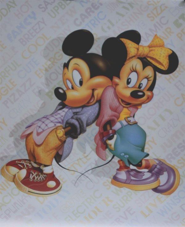 Walt Disney Icon Mickey Mouse
