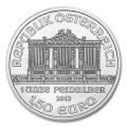 Austrian Philharmonic Silver One Ounce 2013