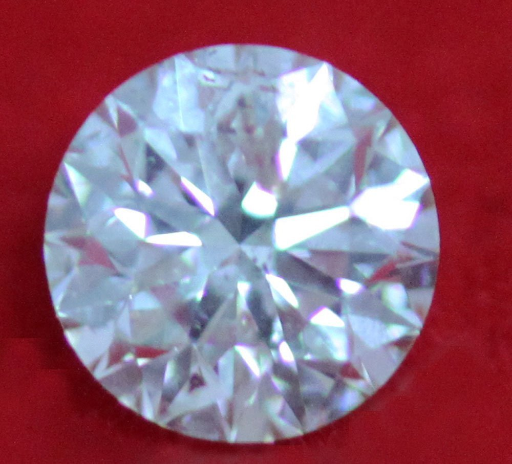 0.23 CTW ROUND DIAMOND H-I/SI1-SI2