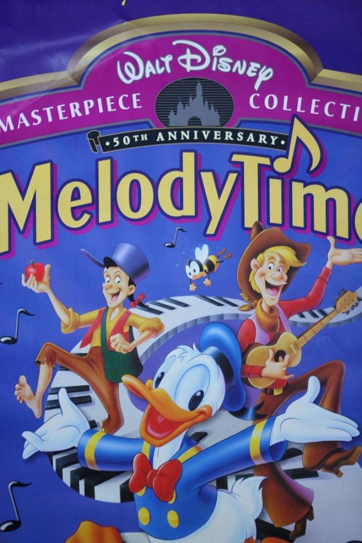 Masterpiece Collection Walt Disney Poster