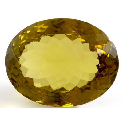 Natural Citrine Oval Cut 20x28mm 1 pc/lot 47.12 ctw
