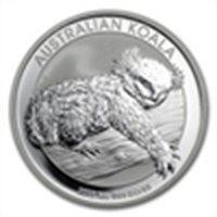 1 oz Silver Koala (date of our choice)