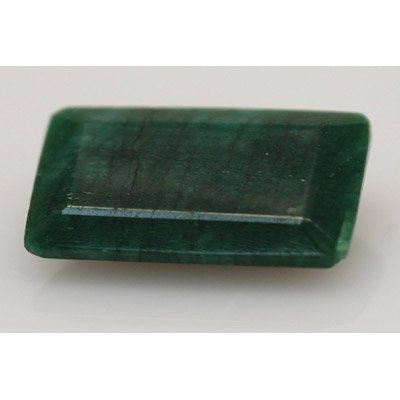 Natural 19.25 ctw African Emerald Emerald Cut