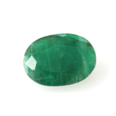 Natural 2.83ctw Emerald Oval Cut Stone