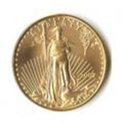 US American Gold Eagle Uncirculated Half Ounce 2003