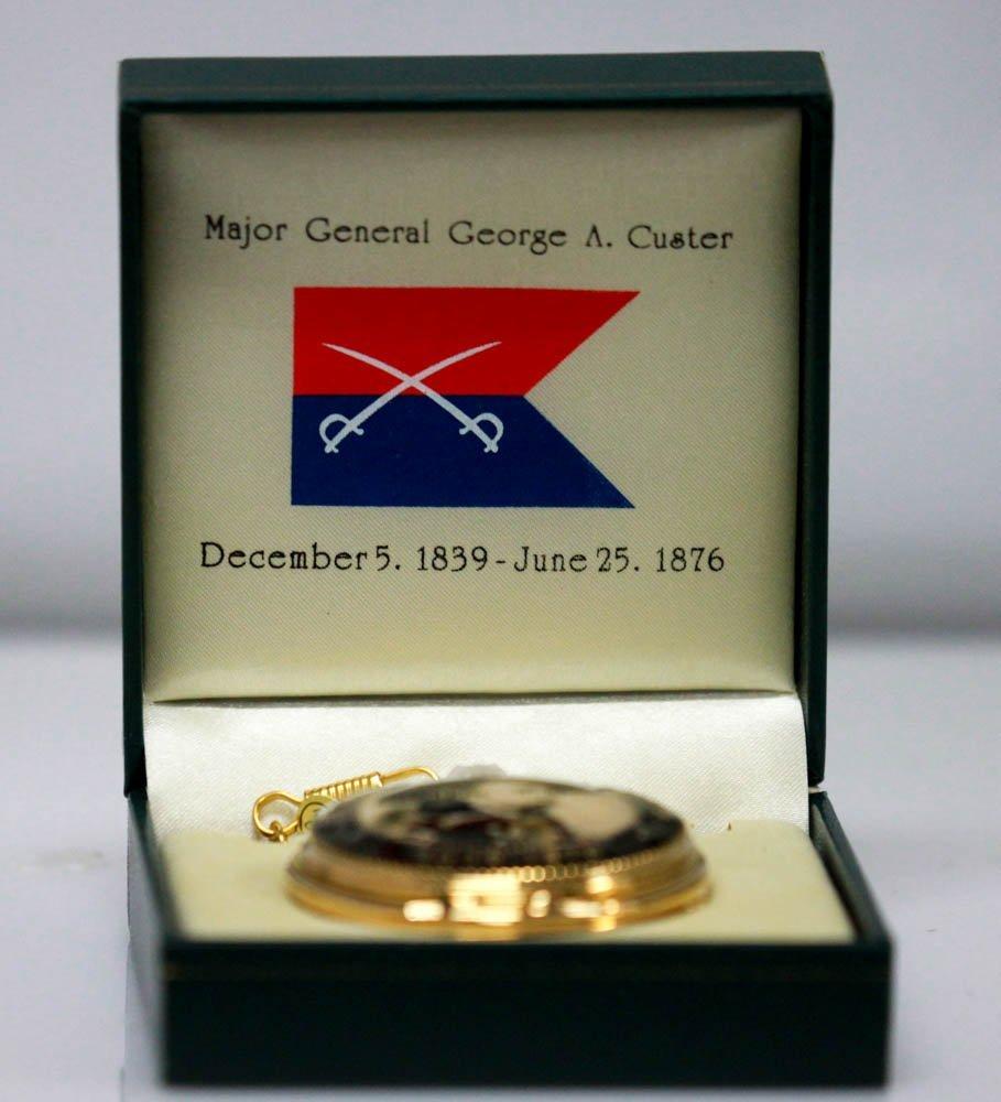 Collectors Edition Civil War Style Major George Armstro