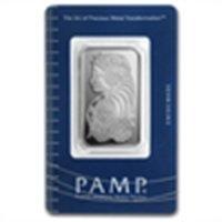 20 gram Pamp Suisse Silver Bar - Fortuna (In Assay)