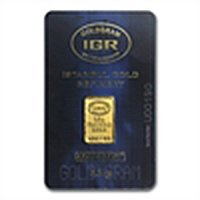 2.5 gram Istanbul Gold Refinery Bar (In Assay) .9999 Fi