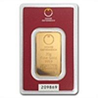 20 gram Austrian Mint Gold Bar .9999 Fine (In Assay) -