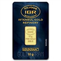 10 gram Istanbul Gold Refinery Bar (In Assay) .9999 Fin