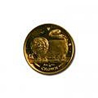 Isle of Man Gold Cat Tenth Ounce (date of our choice)