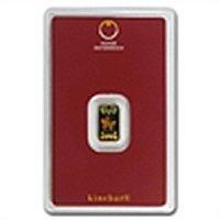 1 gram Austrian Gold KineBar .9999 Fine (In Assay) - Ne