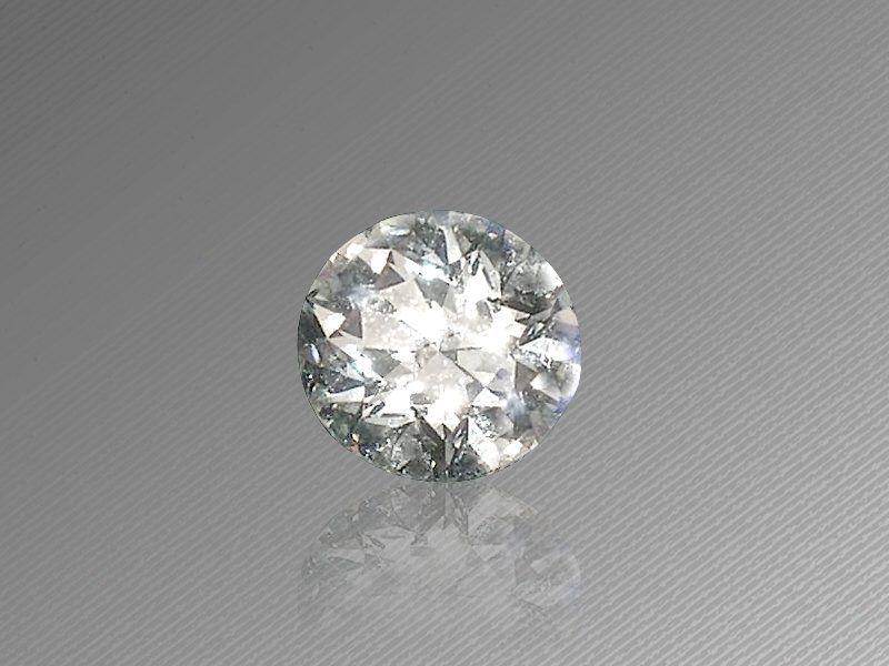 GIA CERT. 1.01 CTW ROUND DIAMOND D/VVS1