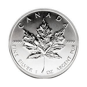 Canadian Silver Maple Leaf 1999
