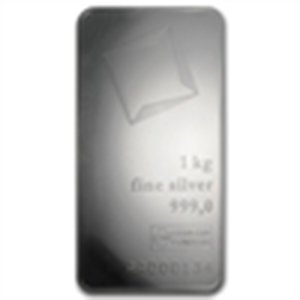 1000 gram Valcambi Suisse Silver Bar (With Assay) .999