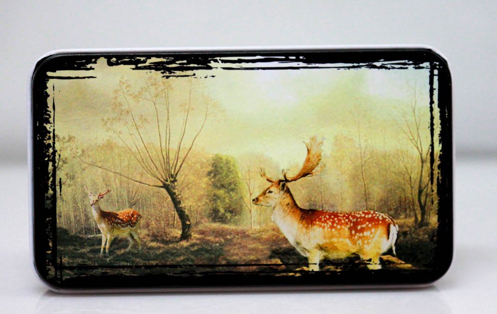 COLLECTORS EDITION DEER POCKET KNIFE