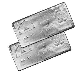 Random Manufacturer 100 oz Bar .999 fine