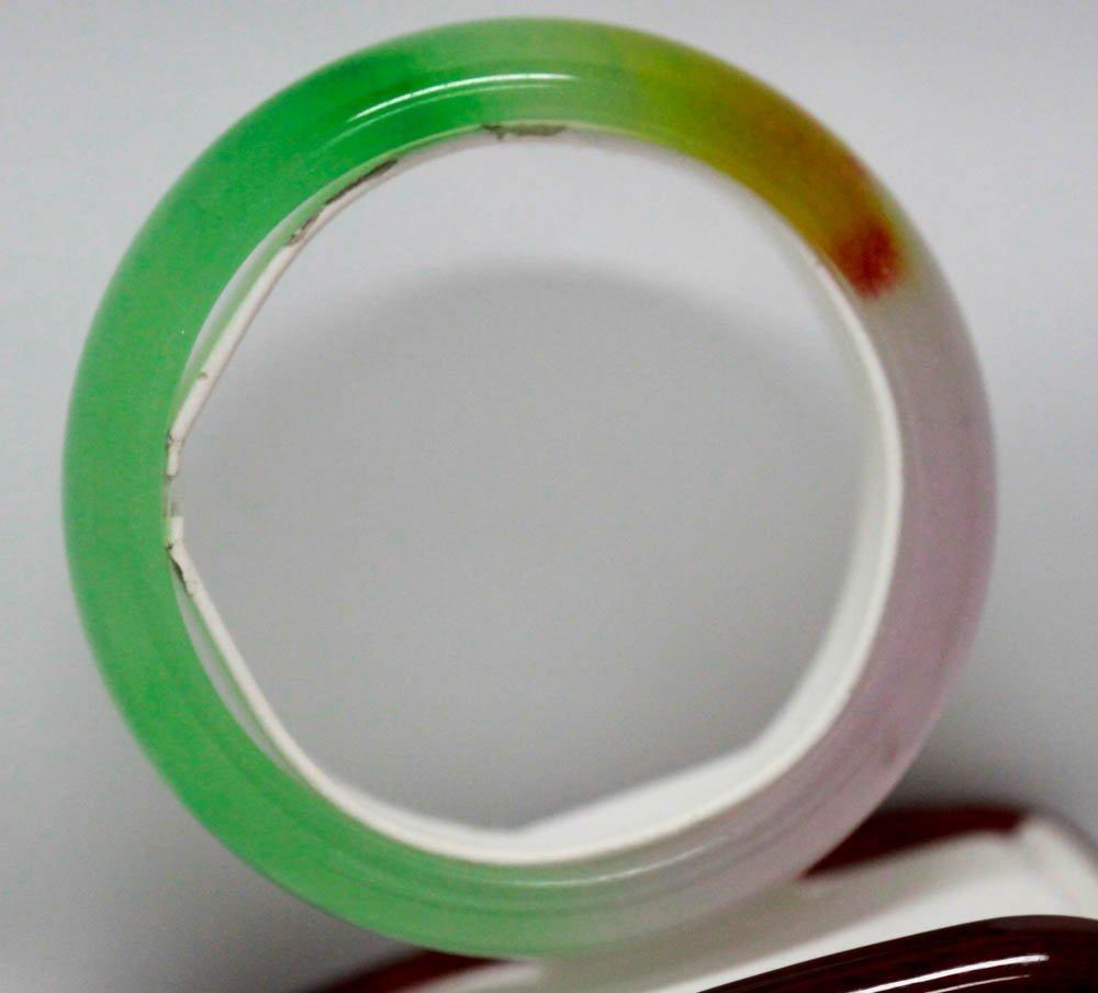 Beautiful Jade Multi Color Bangle