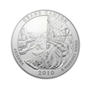 2010 5 oz Silver ATB - Grand Canyon National Park, Ariz