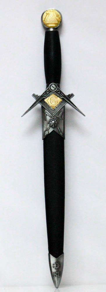 COLLECTORS EDTION CEREMONIAL MASONIC DAGGER