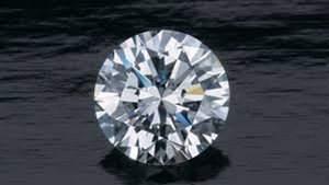 EGL CERT 2.07 CTW ROUND DIAMOND F/VVS1
