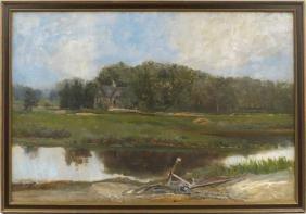 CARLTON THEODORE CHAPMAN (American, 1860-1925)