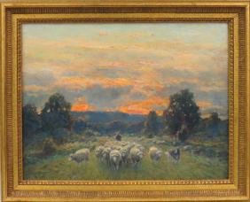 GEORGE ARTHUR HAYS (American, 1854-1945)