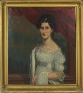FRANCIS ALEXANDER (American, 1800-1880)