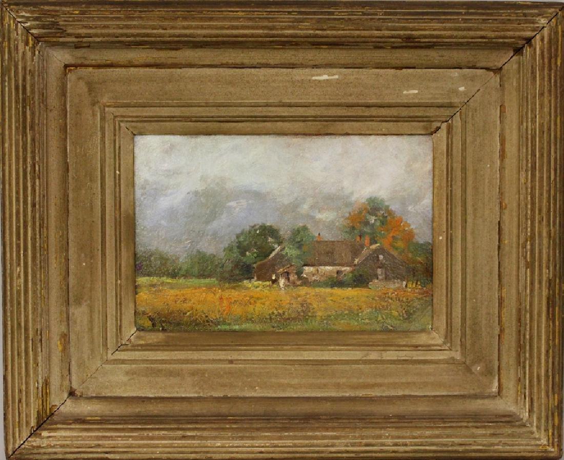 WILLIAM JOHNSON BIXBEE (American, 1850-1921)