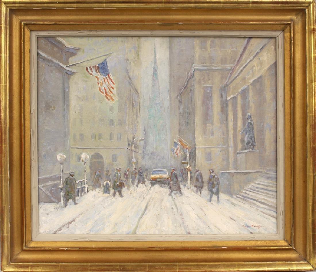 JOHANN BERTHELSEN (American, 1883-1972)
