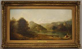 GEORGE VICAT COLE (English, 1833-1983)