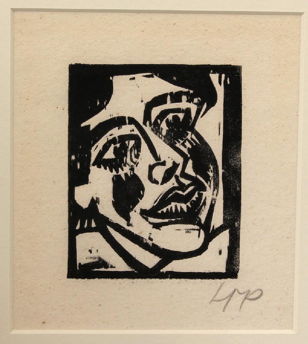 HERMAN MAX PECHSTEIN (German, 1881-1955) - 2