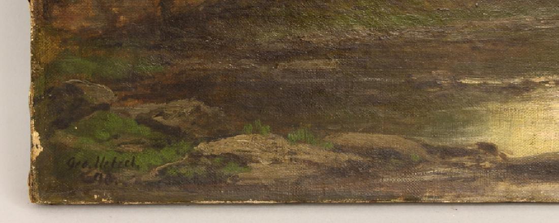 GEORGE HETZEL (American, 1826-1899) - 2